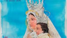 Virgen de Luna cartel