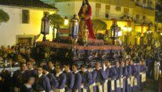 Cristo Medinaceli Rescatado de Pozoblanco Cordoba
