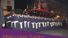Cronica del Miercoles Santo en Pozoblanco