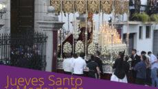 Jueves Santo y Madrugada 2018 en Pozoblanco