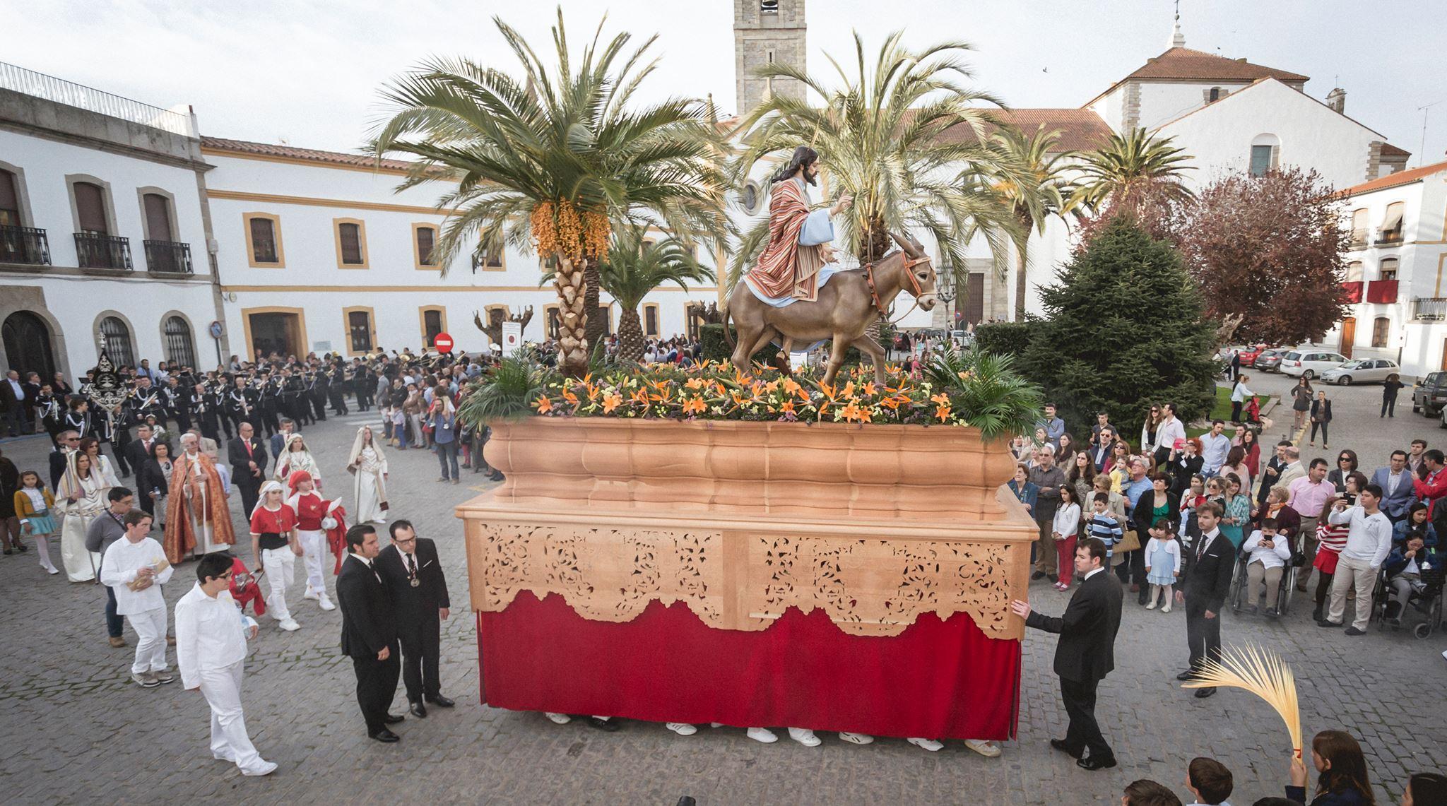 La Borriquita de Pozoblanco