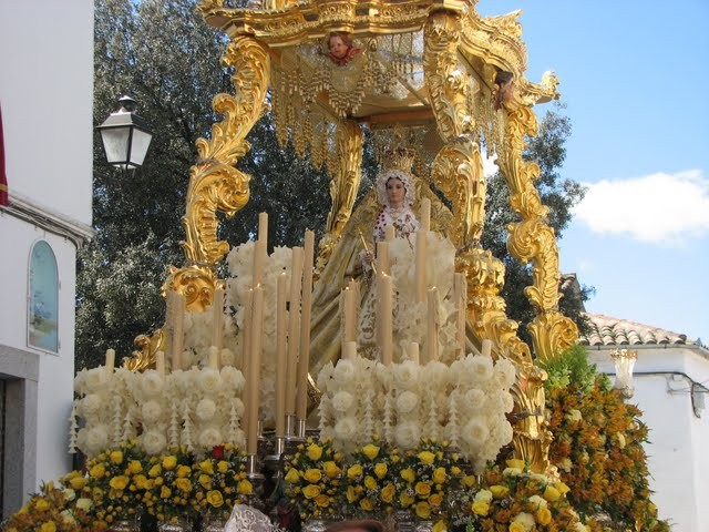 La Virgen de Luna - Domingo de Resurreccion Pozoblanco