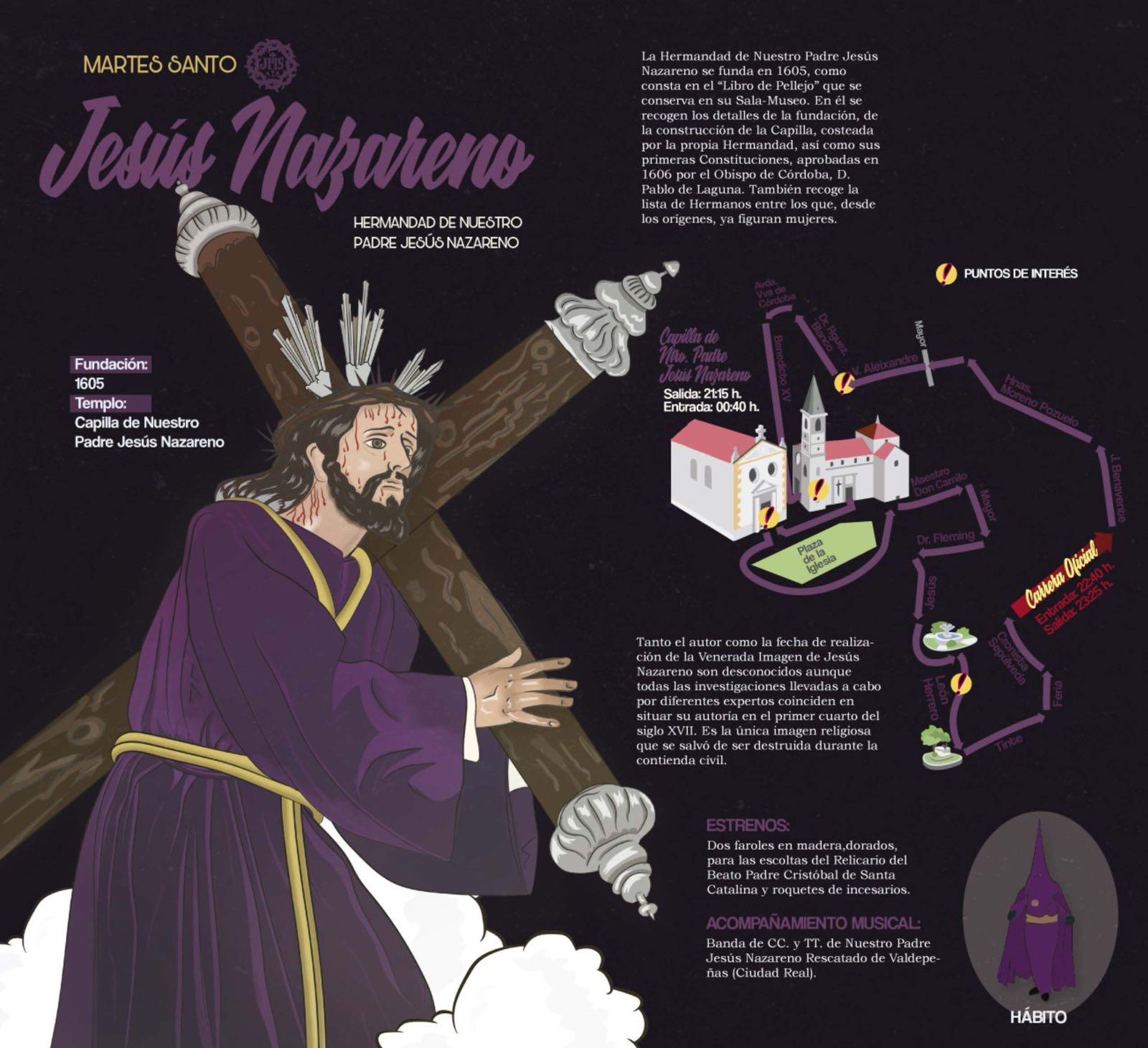 Martes Santo - Jesús Nazareno