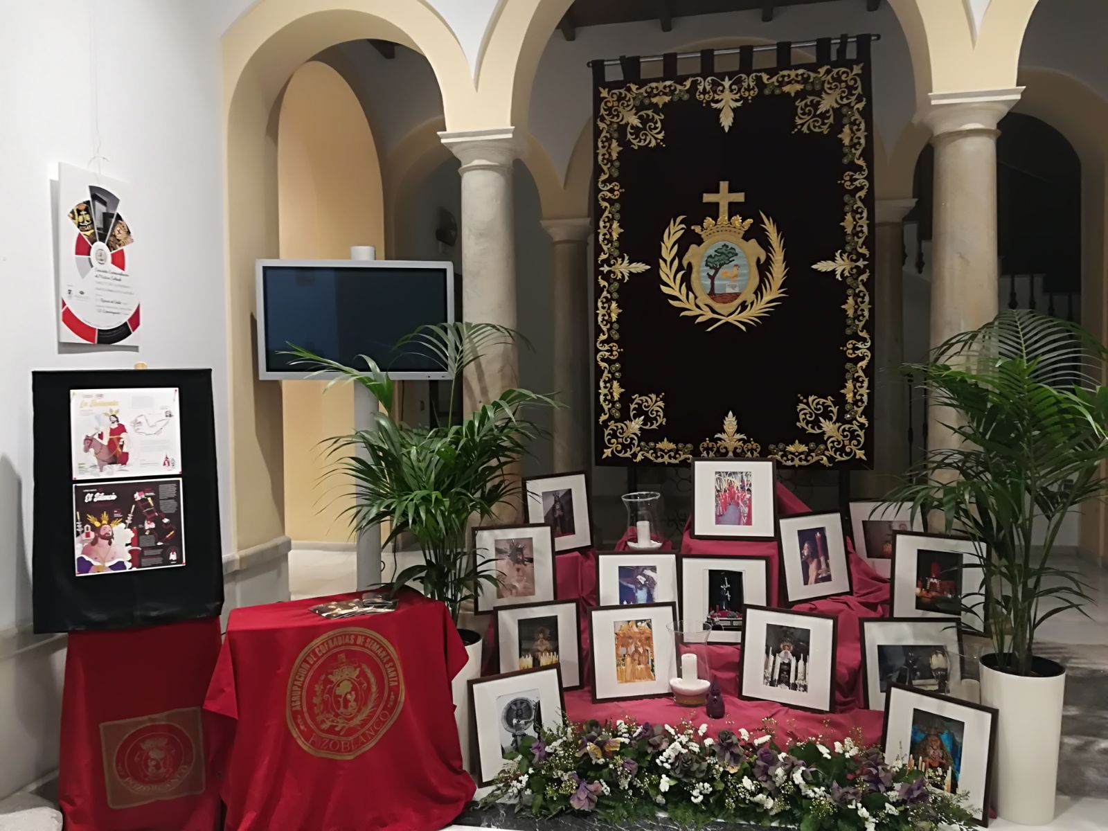 Punto de Información Cofrade Pozoblanco - Semana Santa 2018