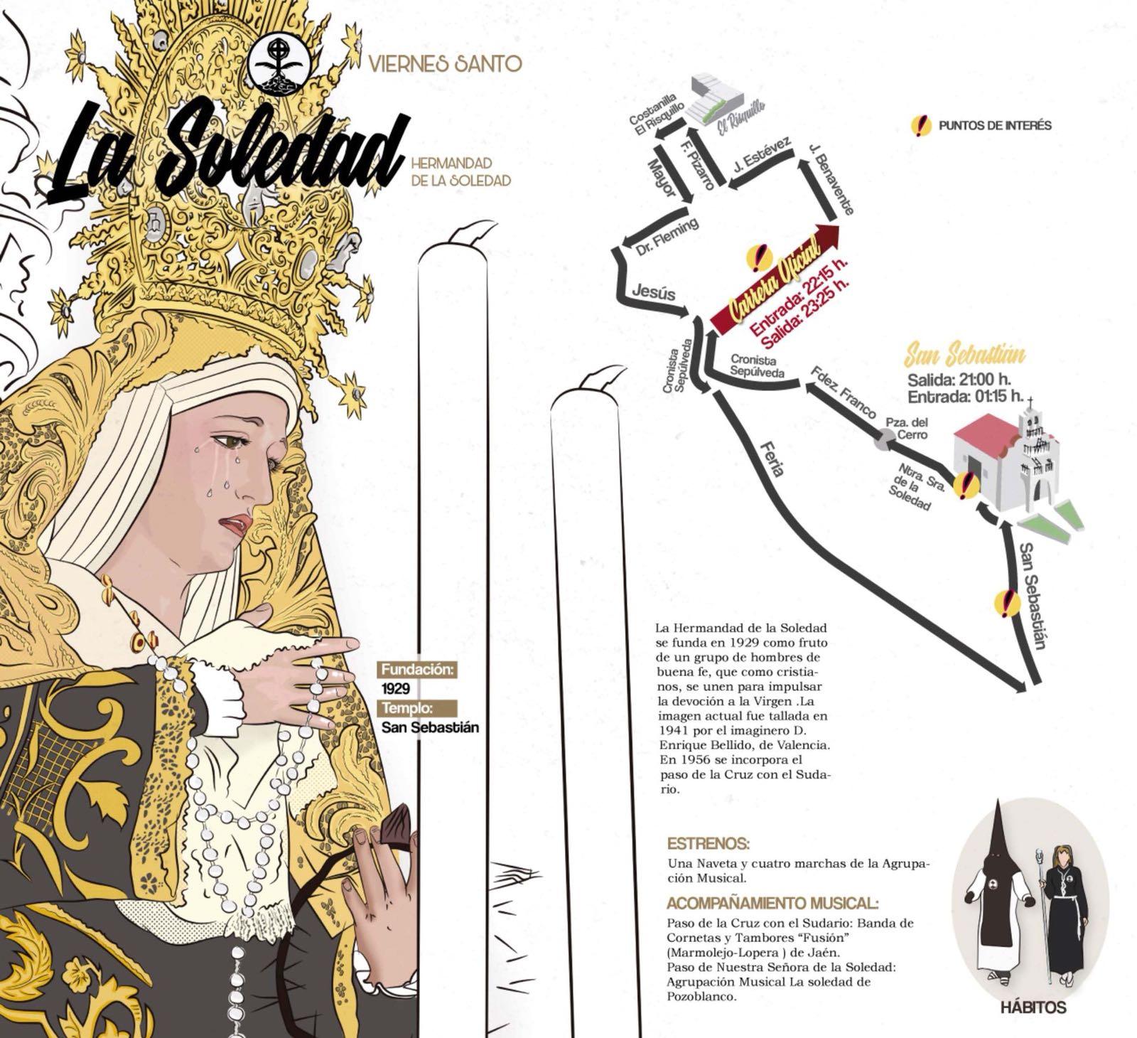Viernes Santo - La Soledad
