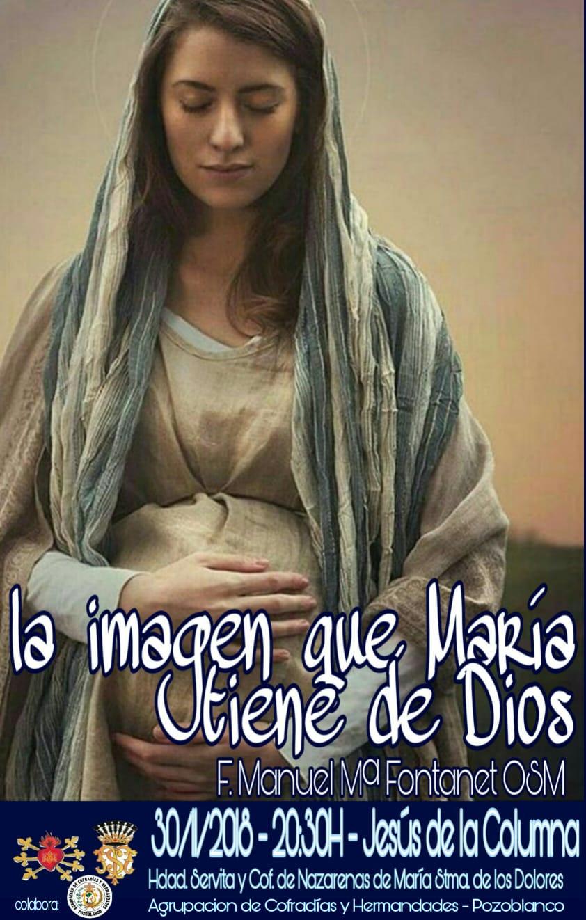La imagen que Maria tiene de Dios