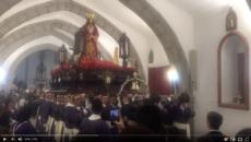 """Ntro. Padre Jesús Rescatado """"Cristo de Medinaceli"""" - Miércoles Santo 2018 - Pozoblanco (Córdoba)"""