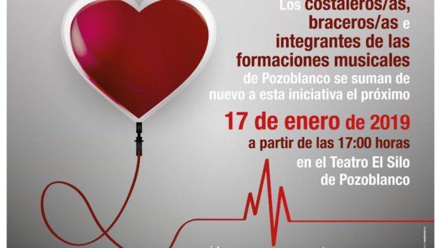II Donación de Sangre - Agrupación de CC y HH de Pozoblanco 2019