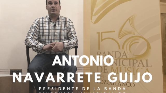 Entrevista a Antonio Navarrete Guijo