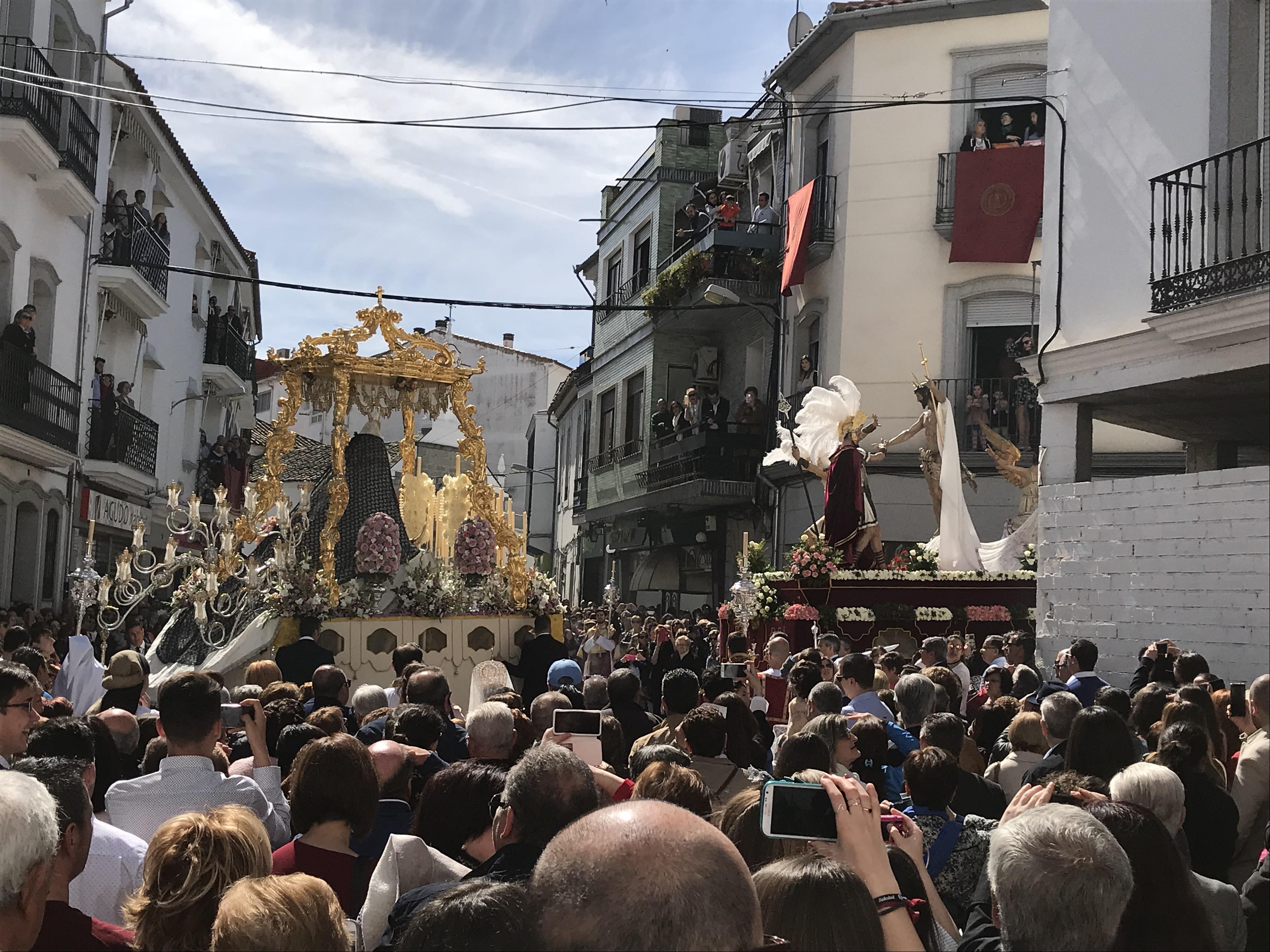 Domingo de Resurreccion - Pozoblanco