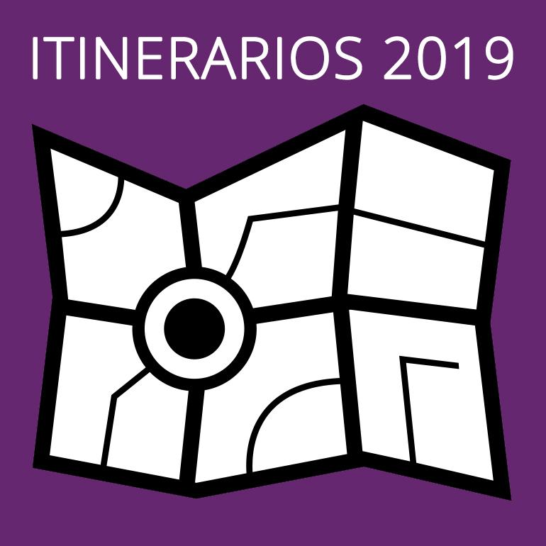 Horarios e Itinerarios Semana Santa 2019