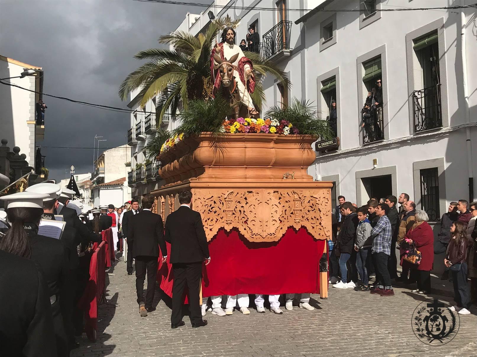 La Borriquita Pozoblanco - Semana Santa 2019