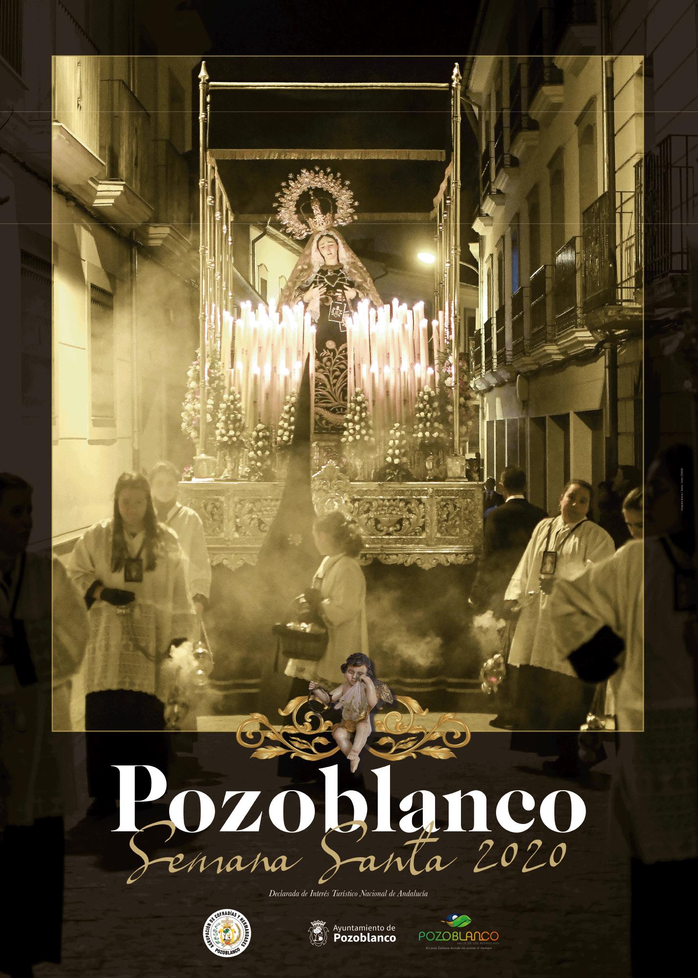 Semana Santa 2020 en Pozoblanco